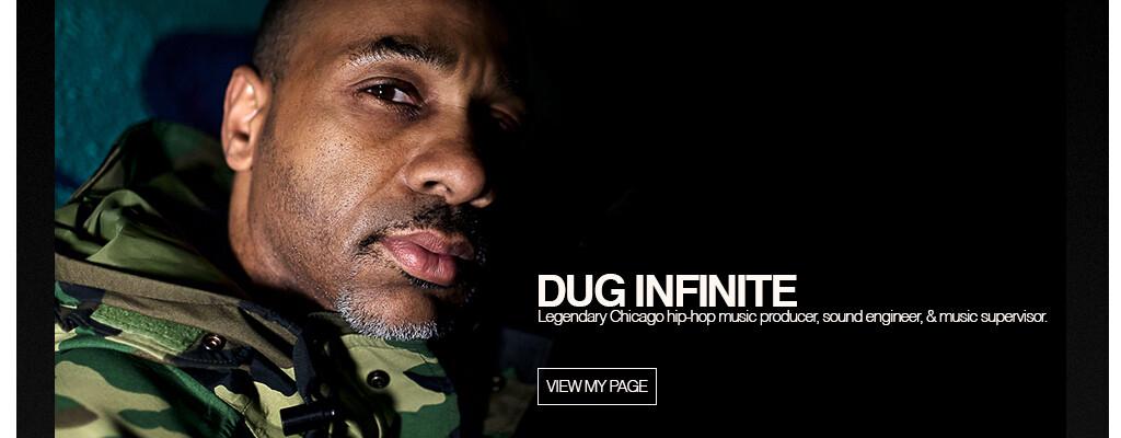 The legendary Dug Infinite.