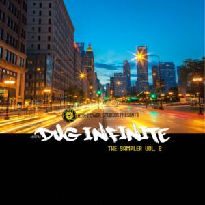 """Dug Infinite """"The Sampler Vol. 2"""""""
