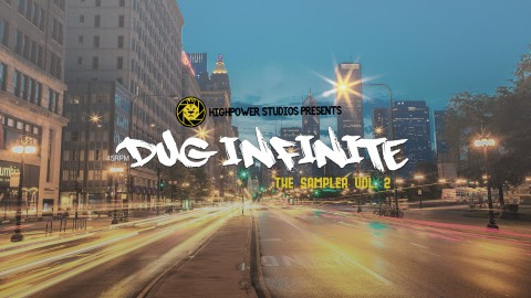 """""""Go!"""" Trailer for Dug Infinite's Limited Edition Vinyl 45 Release from Highpower Studios"""