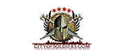 City Of Soldiers Logo