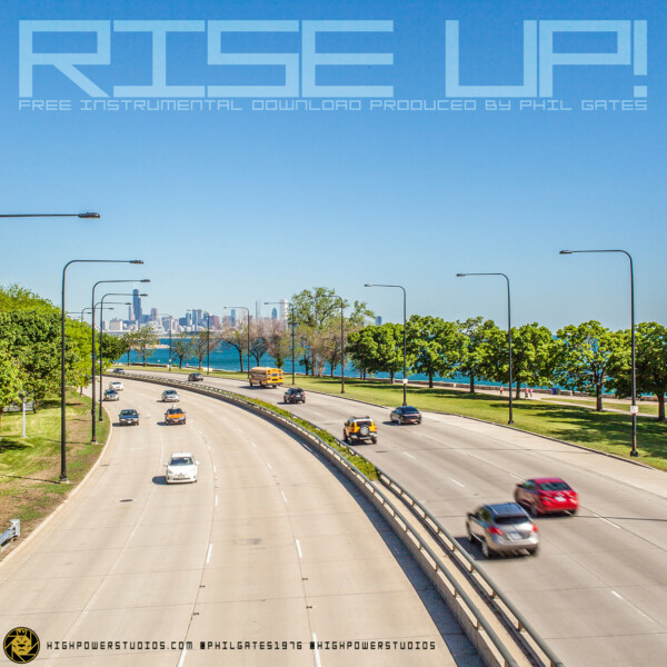 """Rise Up!"" produced by Phil Gates."