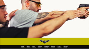 Contego Defense Group Website