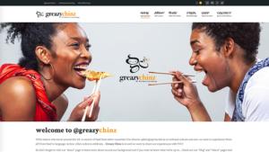 Greazy Chinz Website