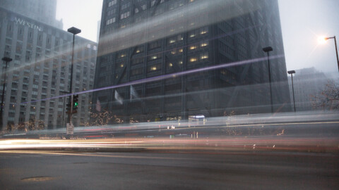 Magnificent Mile Time-lapse by Phil Gates at Highpower Studios